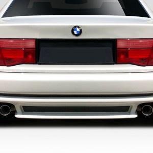 1991-1997 BMW 8 Series E31 Duraflex M8 M Tech Look Rear Lip - 1 Piece