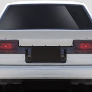 1984-1987 Toyota Corolla 2DR Duraflex RBS Wing Spoiler - 1 Piece