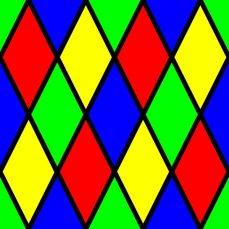 colorfuldiamondpattern