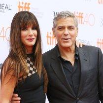 Sandra-Bullock-George-Clooney-TIFF-2015