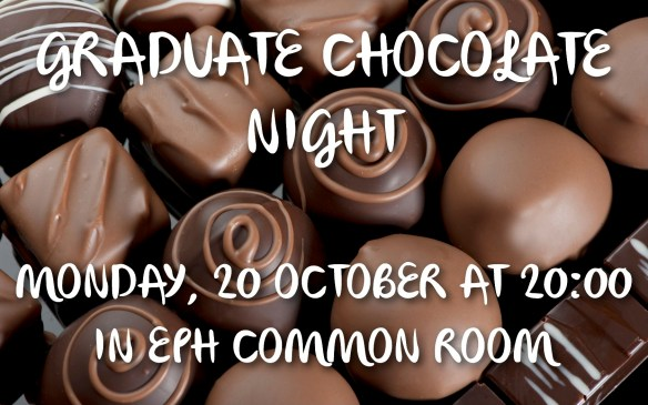 MCR Chocolate Night - 2014