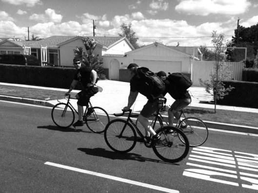 Breakin L.A.: Die Stadt der Engel mit dem Bike (neu) entdecken (Foto: KARLA LEMUS)