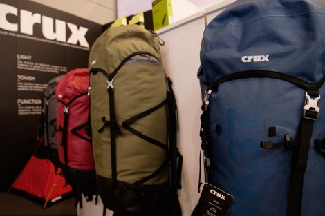 St. Bergweh OutDoor 2018 Crux