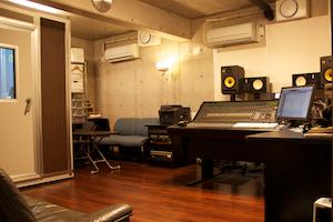 Studio BIRTH コントロールルーム