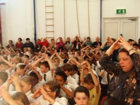 St Francis Day 2015[6]