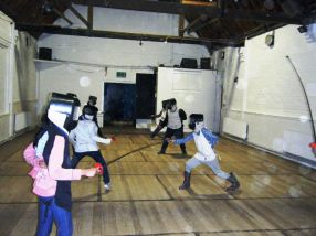 Year 6 Residential Trip 2015[18]
