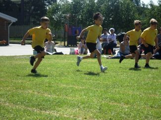 Family Sports Picnic Day
