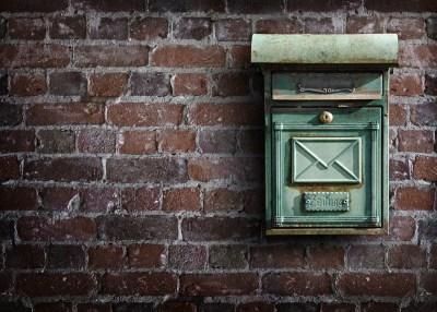 Schmuckbild Briefkasten