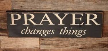 Prayer changes things. Including your workplace. - Working Women of Faith