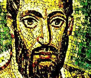 Heiliger Paulus – Mosaik