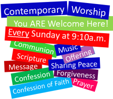 Contemporary Graphic - for Contemporary page w worship pieces