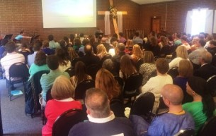 Contemporary Worship at St Philip