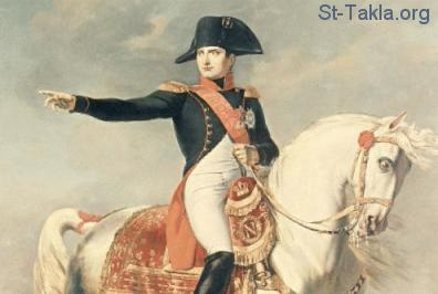 St-Takla.org Image: Napoleon-Bonaparte-1769-1821 صورة في موقع الأنبا تكلا: نابليون بونابارت 1769-1821