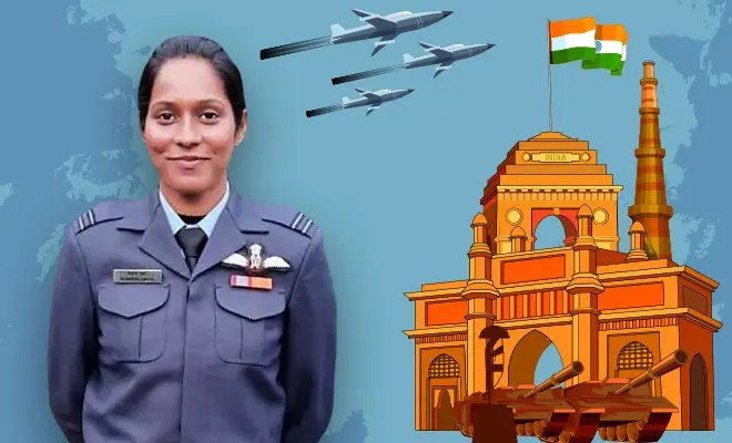 Bhawana Kanth to become 1st woman fighter pilot at R-Day parade