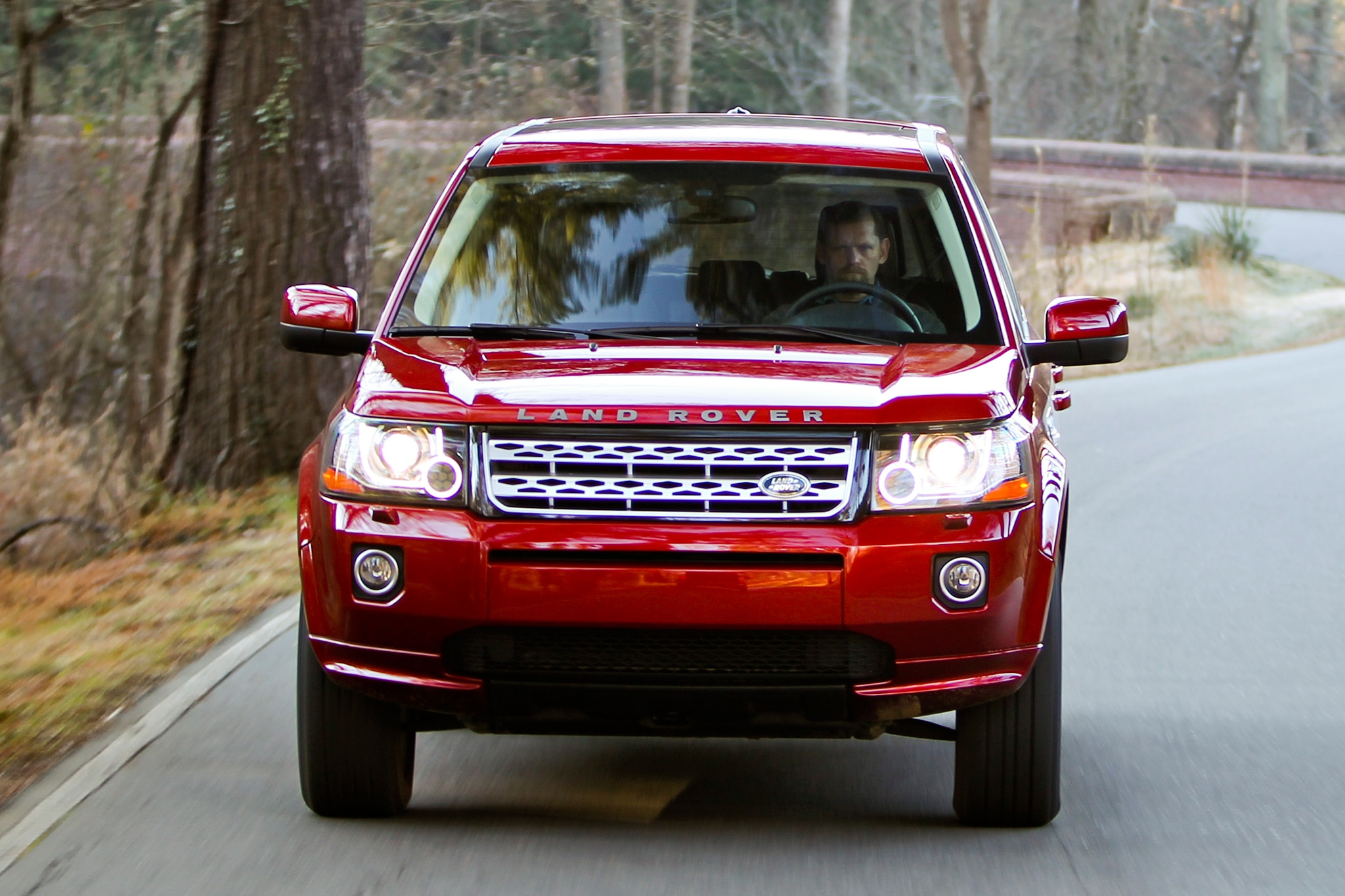 2013 Land Rover LR2 Editors Notebook Automobile Magazine