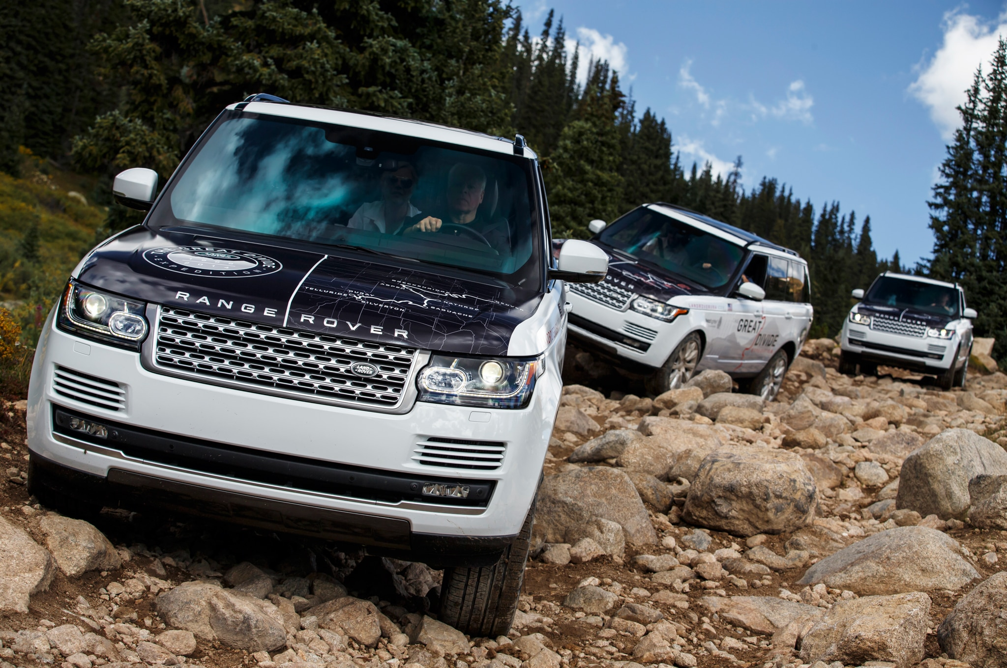 Report New Land Rover Defender Won t Look like DC100 Concept