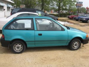 Has the world gone mad for the Geo Metro?