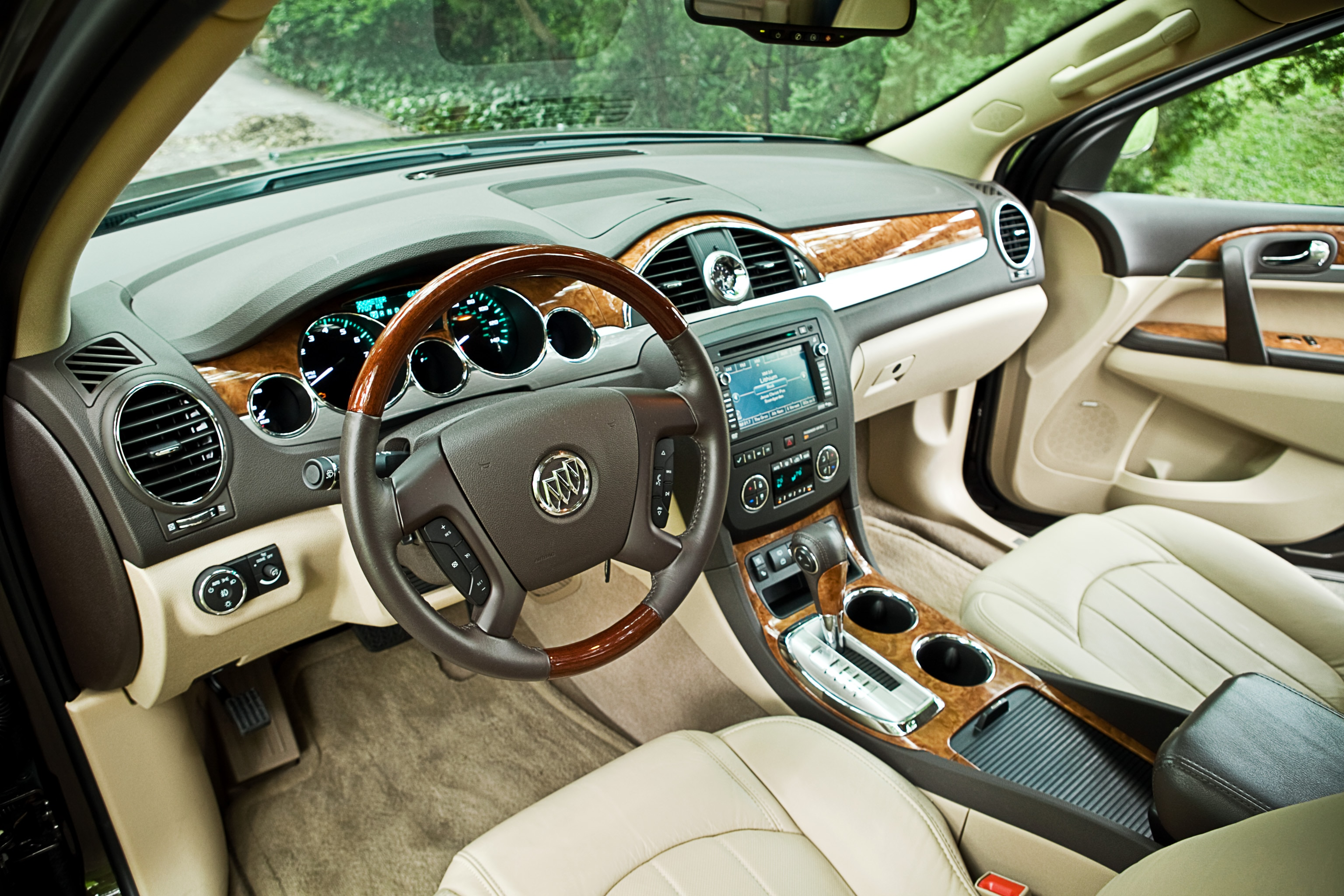 2011 Buick Enclave CXL 2 AWD Editors Notebook