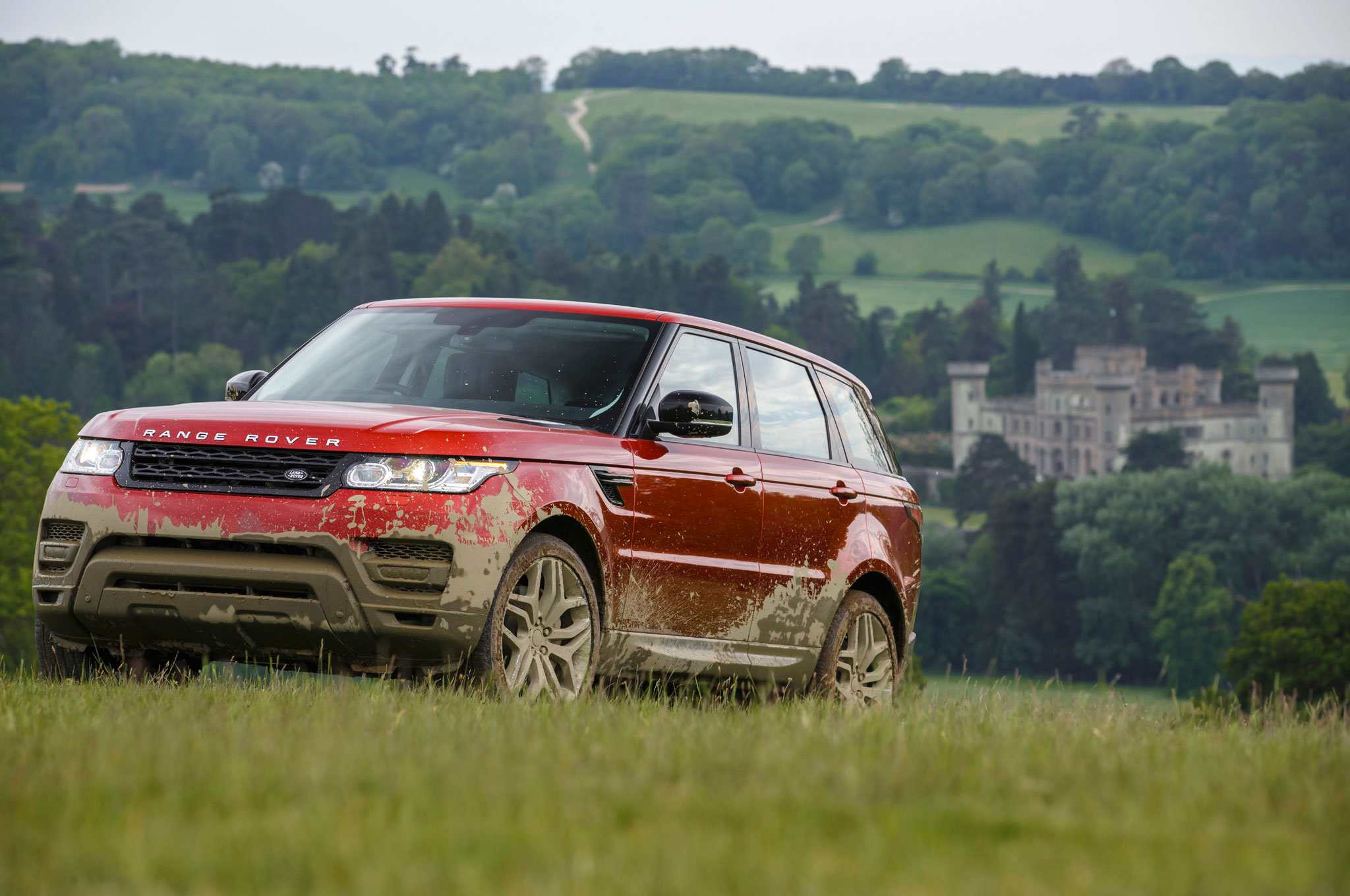 2014 Land Rover Range Rover Sport Driven