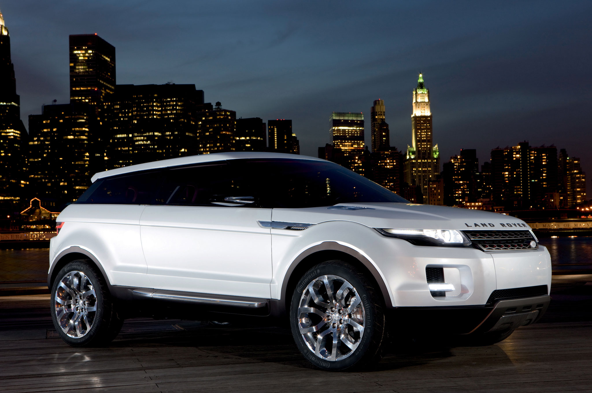 2012 Land Rover Range Rover Evoque Four Seasons Wrap Up