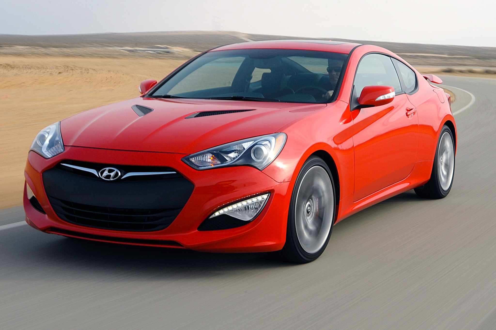 2014 Hyundai Genesis Coupe Priced At 27245 Automobile