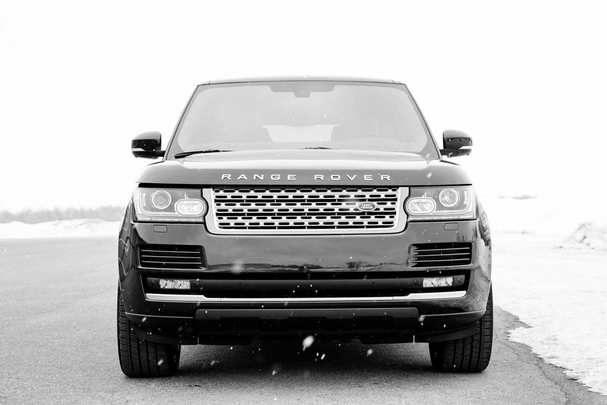 2014 Range Rover Autobiography Long Wheelbase Around The Block