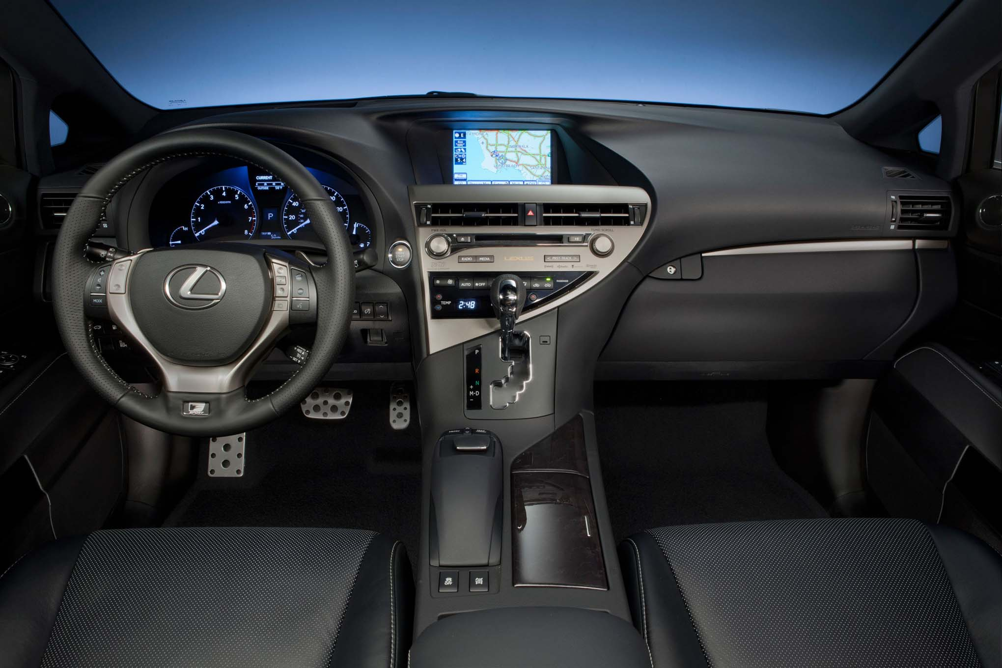 2015 Lexus ES GS LS CT GX LX Updated For New Model Year