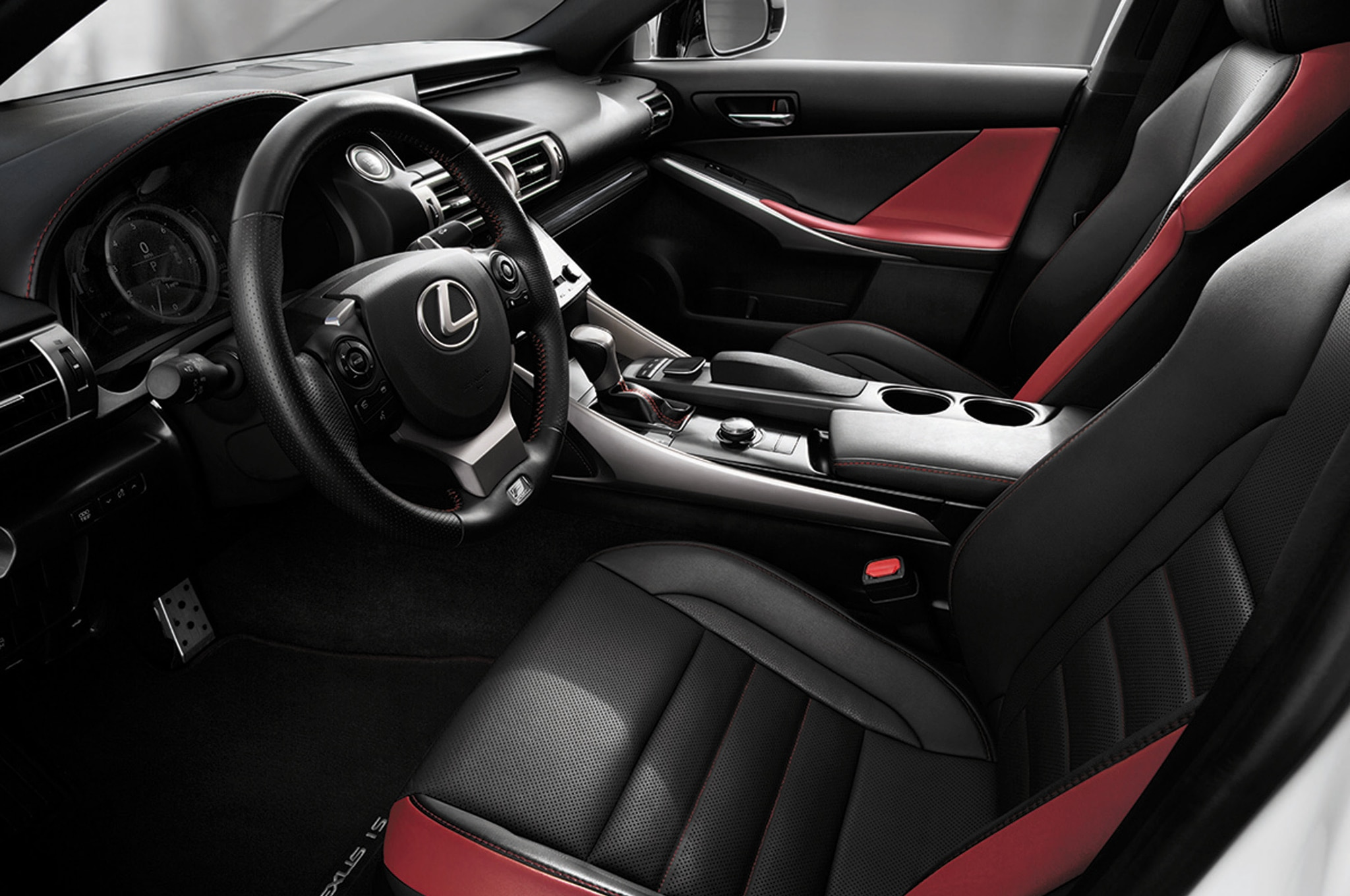 Lexus Crafted Line ing to Select 2015 Models