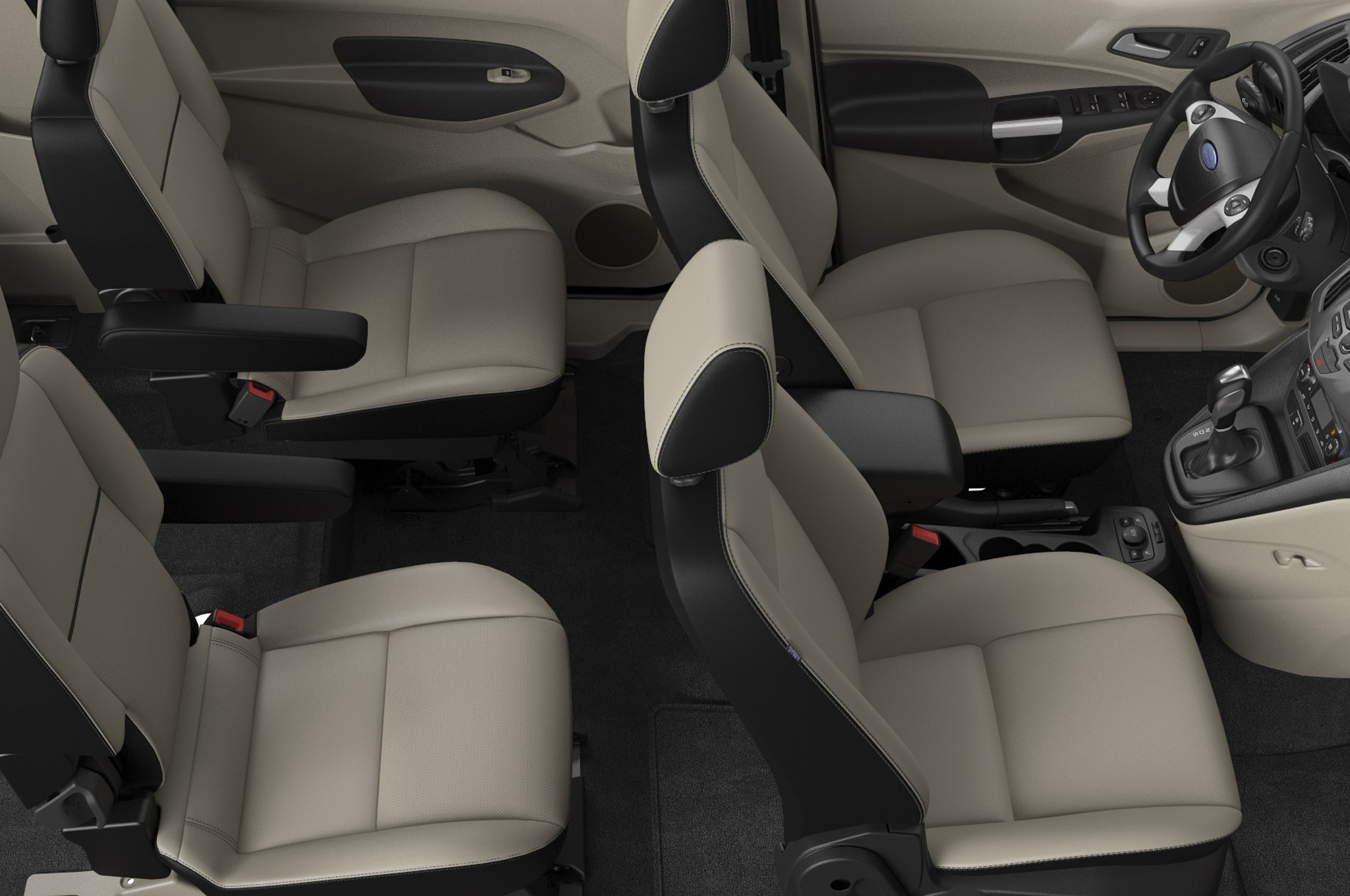2016 Ford Transit Transit Connect Add More Features