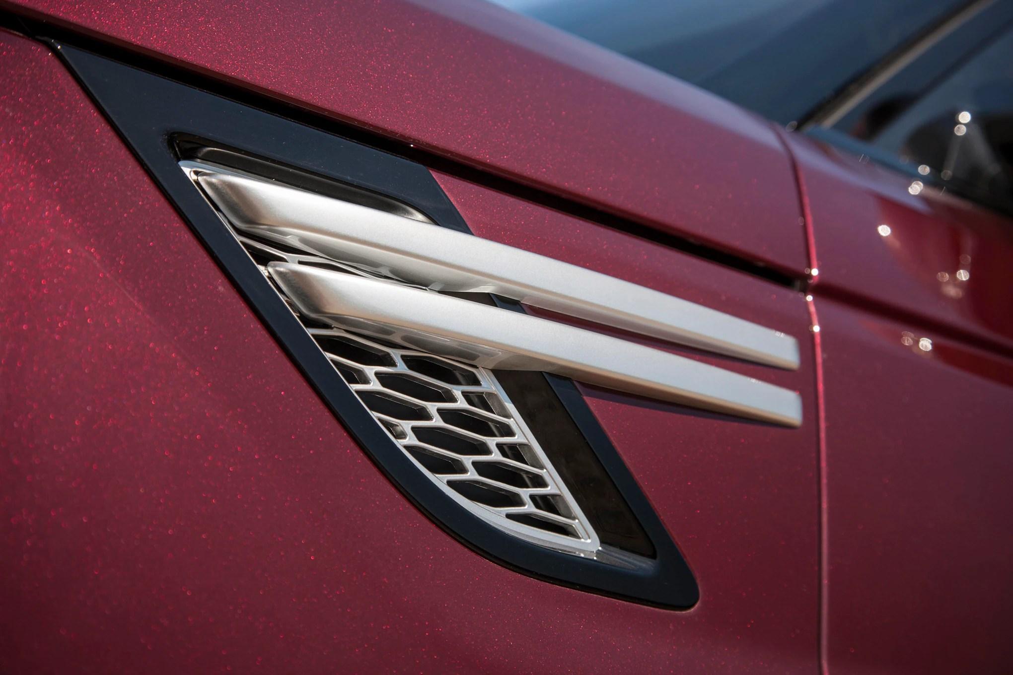 Land Rover Sport Oil Change