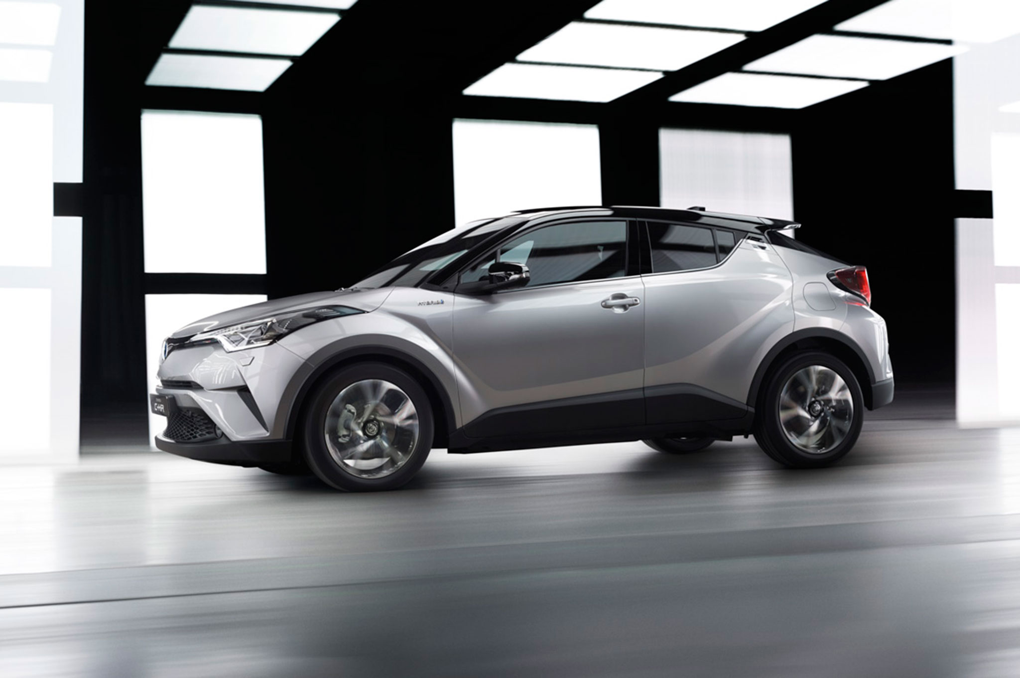 Toyota C HR Debuts In US Later This Year On Sale Spring
