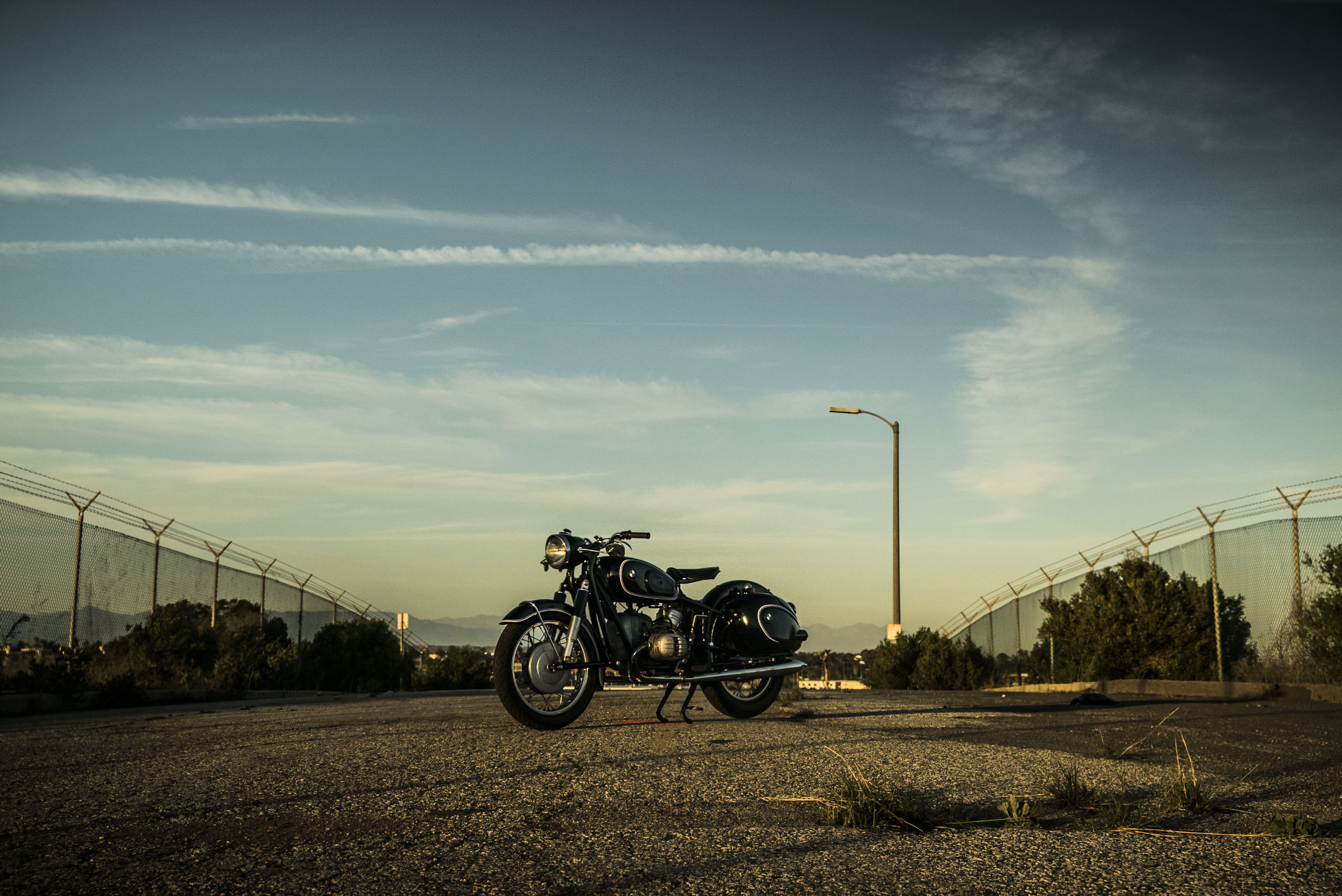 Petrolicious Features a Hollywood Stuntman s 1960 BMW R60