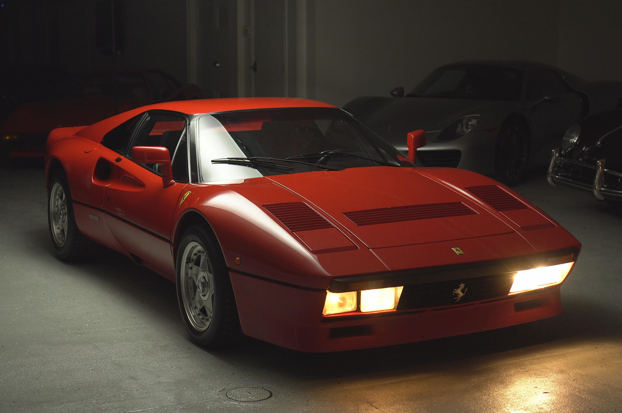 The Sounds Of This Ferrari 288 GTO Are Stronger Than Any
