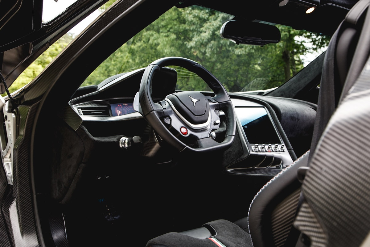 World Exclusive 220 Mph Icona Vulcano First Drive