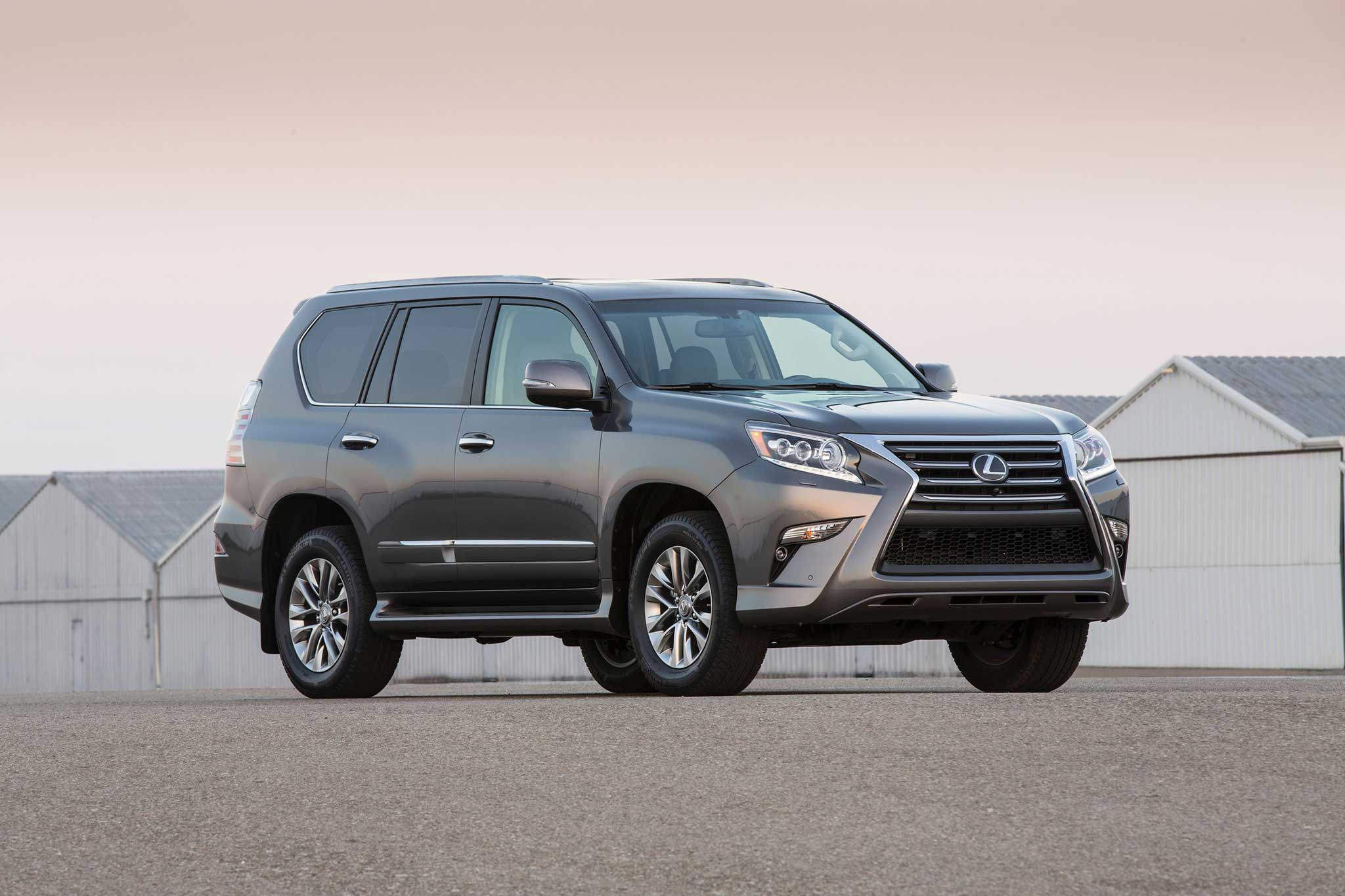 2016 Lexus GX460 Quick Take Review