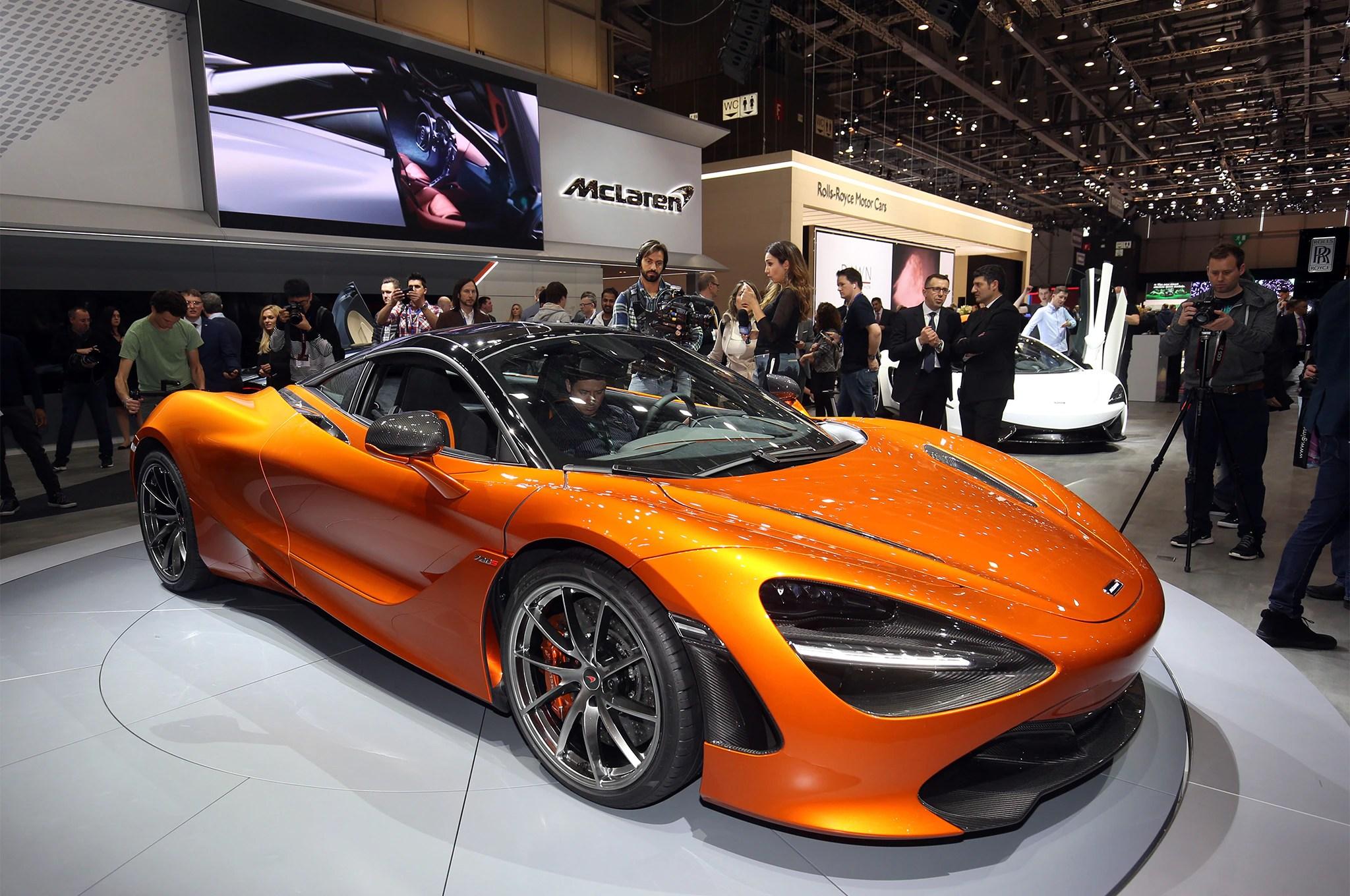 2018-McLaren-720S-front-three-quarter-02 Exciting Lamborghini Huracán Lp 610-4 Cena Cars Trend