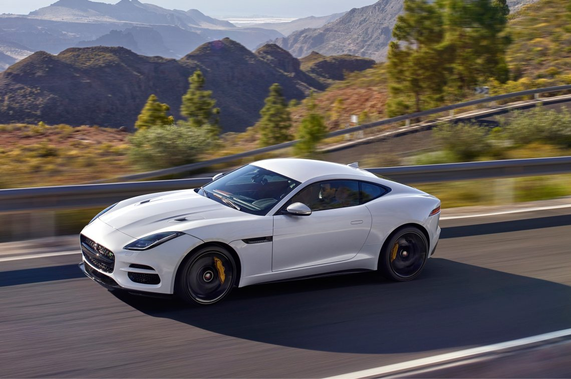 seven things you need to know about the 2018 jaguar f-type