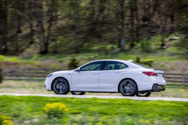 2018 acura awd. wonderful awd under the hood is same 35liter v6 found in rest of tlx range  the aspec not offered with entry 24liter i4 and 2018 acura awd