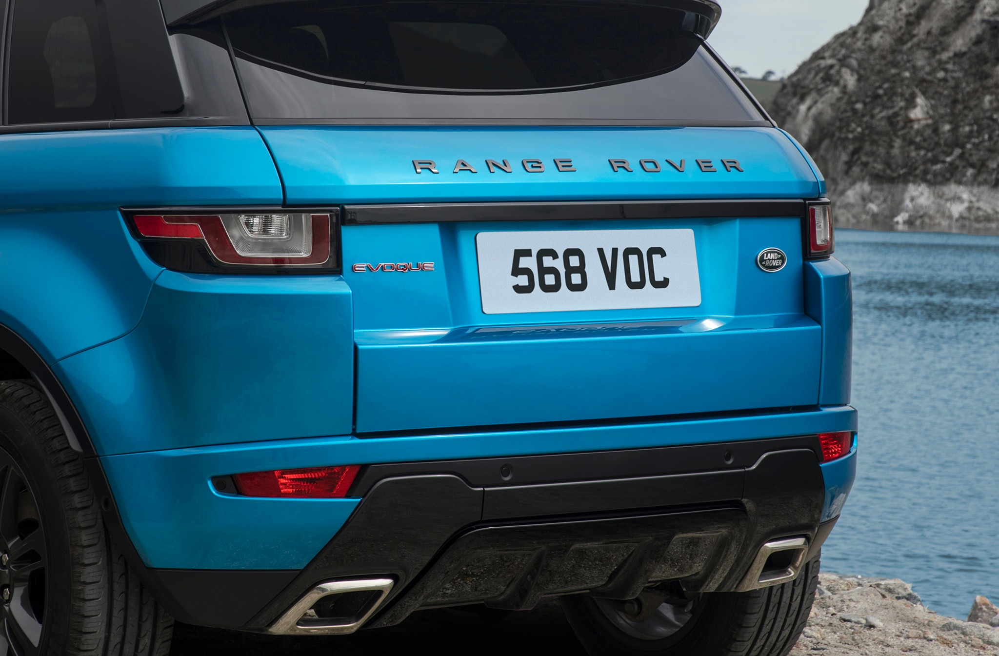 Range Rover Evoque Turns Six Gets Landmark Special Edition