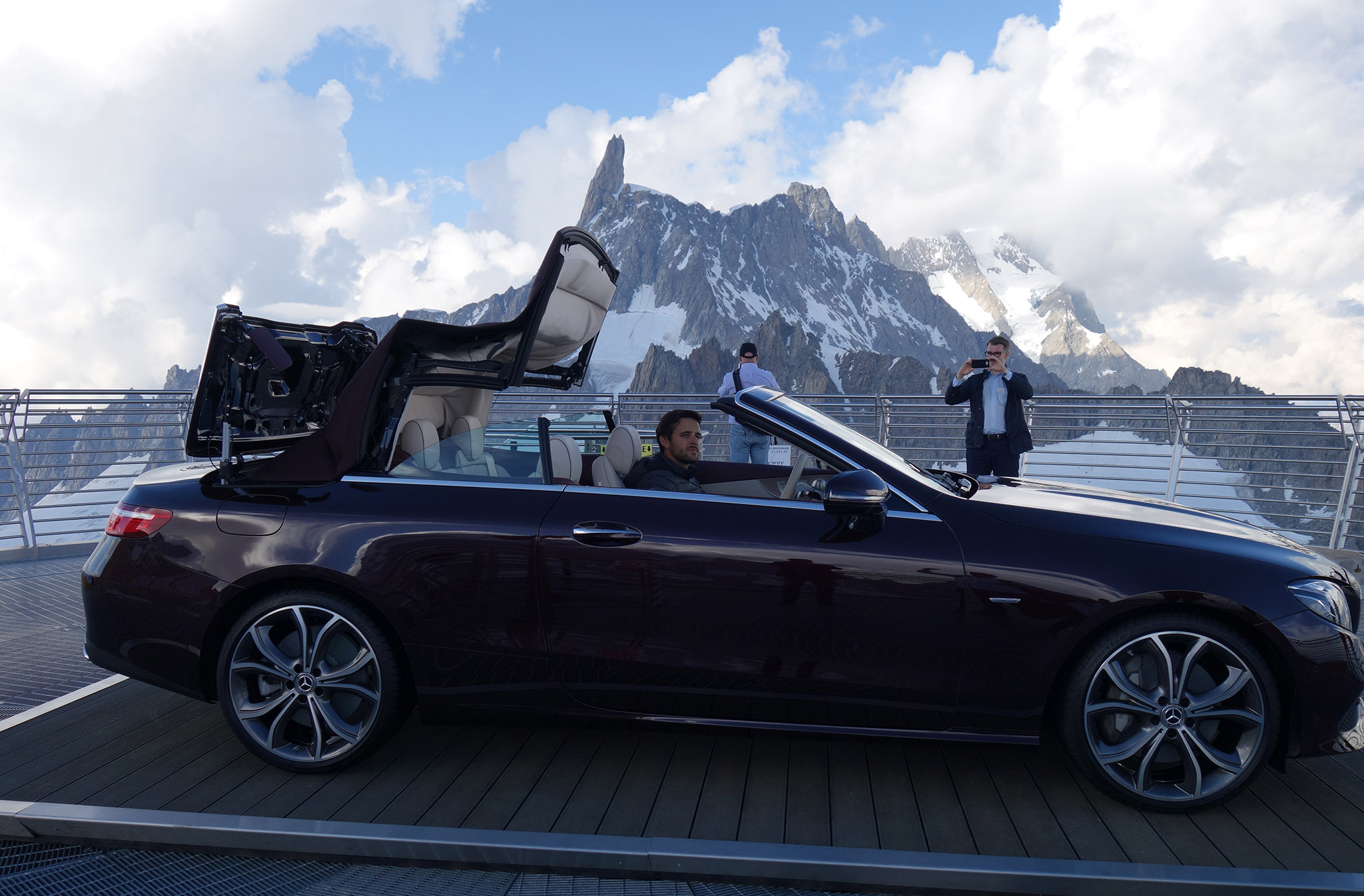 Drop Top Of The World For The 2018 Mercedes Benz E Class