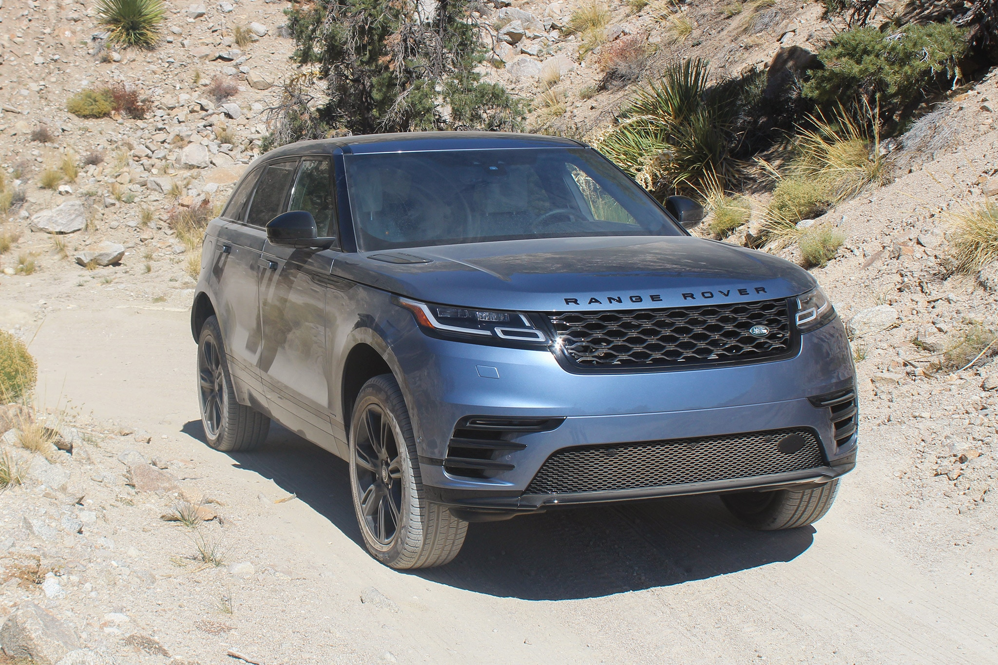 First Drive 2018 Range Rover Velar U S Spec