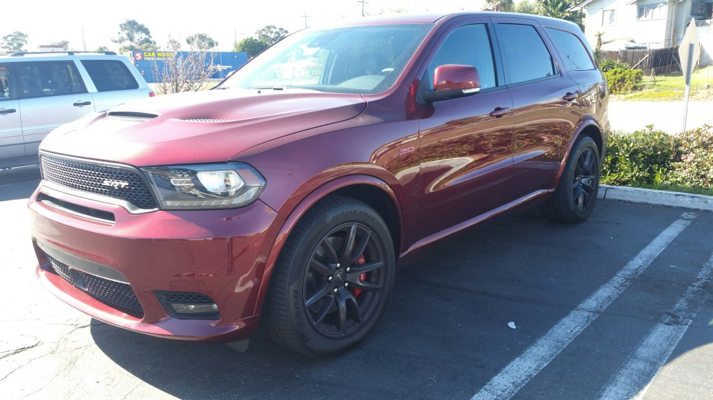 2018 Dodge Durango SRT 392 Quick Take Review | Automobile ...