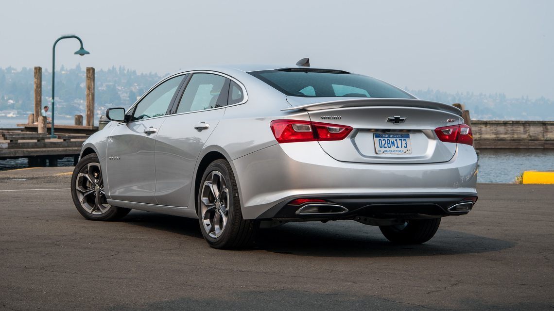 first drive: 2019 chevrolet malibu rs | automobile magazine