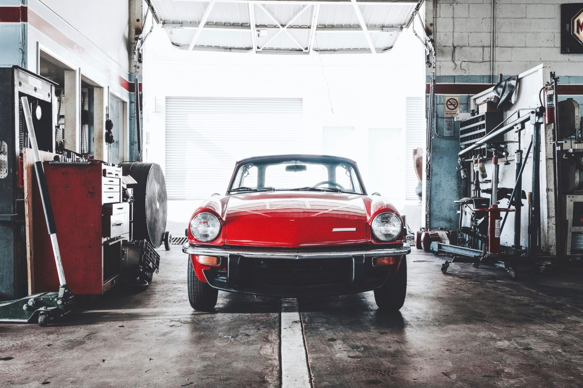 Behind The Scenes Of A Longtime European Car Repair Shop