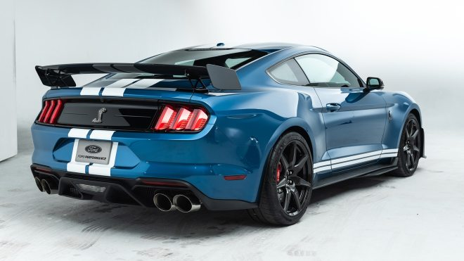 The 2020 Ford Mustang Shelby Gt500 Is Here Run Camaro Run
