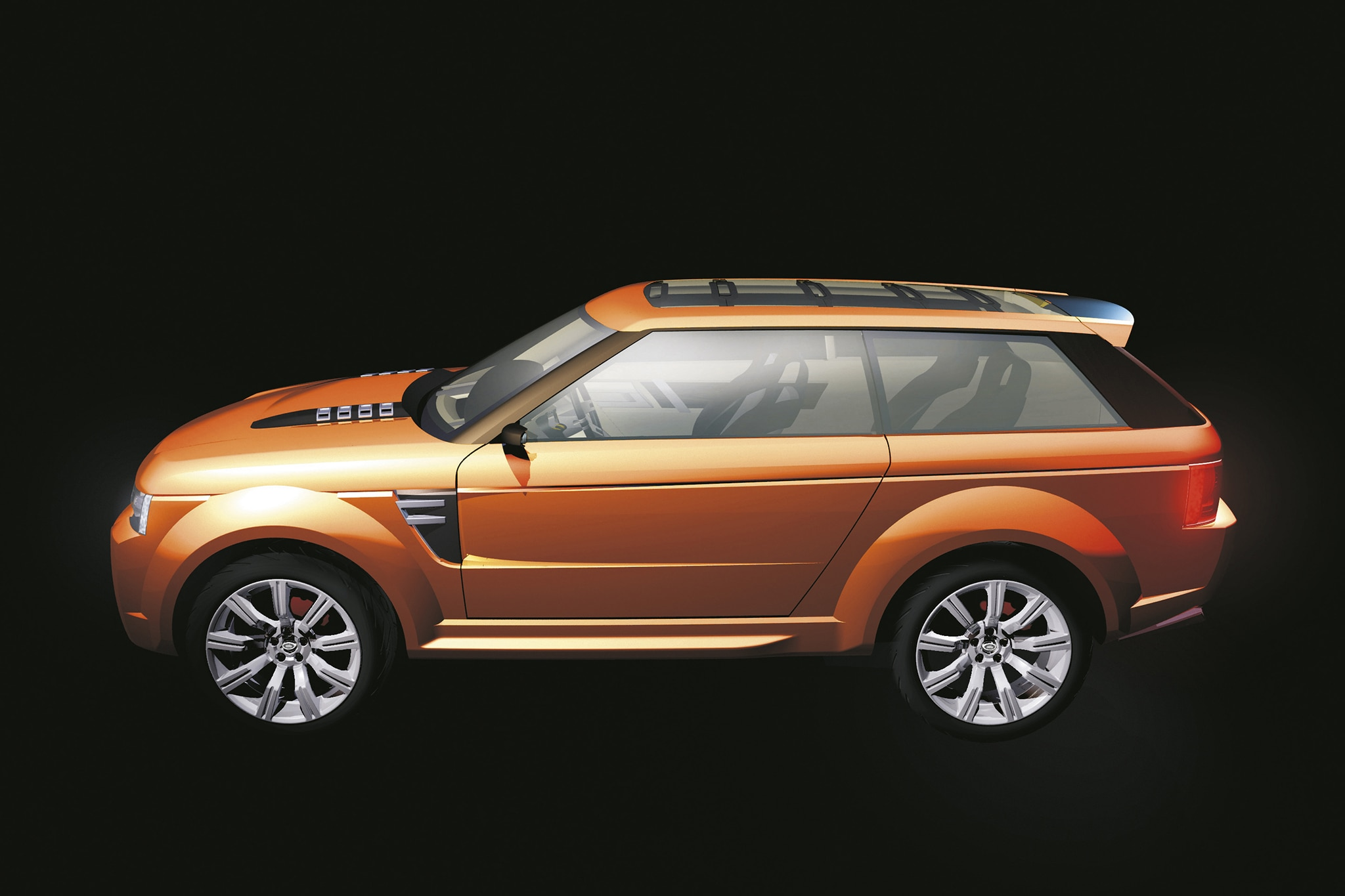 Land Rover May Build a Two Door Range Rover