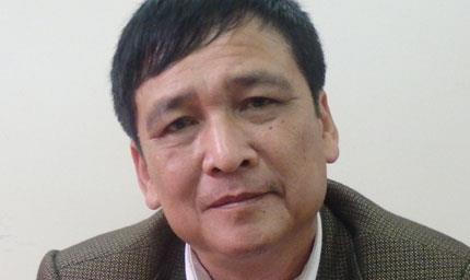 Ông Nguyễn Văn Hiệp (Phó Chánh văn phòng Huyện ủy Nông Cống, Thanh Hóa).