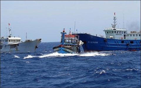Trung Quốc ngày càng có những hành động khiêu khích, hung hãn trên Biển Đông