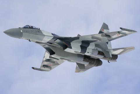 Trung Quốc thèm khát Su-35 hiện đại của Nga và đang rất gần với bản hợp đồng mua số lượng lớn loại chiến đấu cơ này
