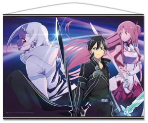 Theatrical Feature Sword Art Online -Ordinal Scale- B2 Tapestry A